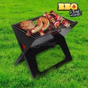 Сгъваемото барбекю лесно за пренасяне BBQ Quick