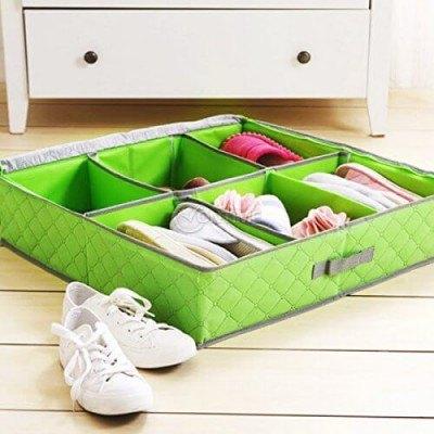Органайзер за обувки с високо качество и твърди стени