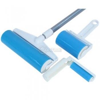 Уред за премахване на косми и мръсотия от три части Schticky