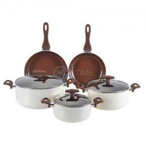 Алуминиеви съдове за готвене с керамично покритие Royalty Line