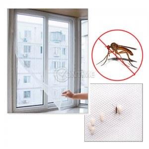 Мрежа против насекоми за прозорец 150 х 130 см