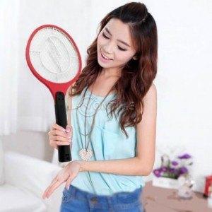 Електрическа ракета за изтребване на комари и всякакви насекоми
