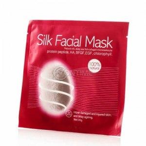 Подмладяваща маска за лице с колаген за увредена кожа