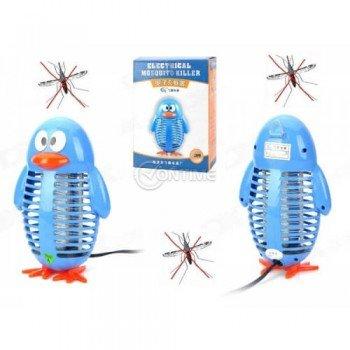 Лампа за комари и насекоми във форма на пингвин