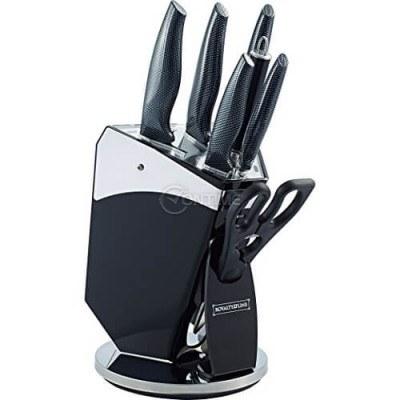 Royalty Line комплект качествени кухненски ножове с незалепващо покритие