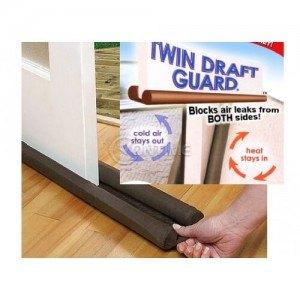Стопер за врата срещу нахлуване на студен въздух