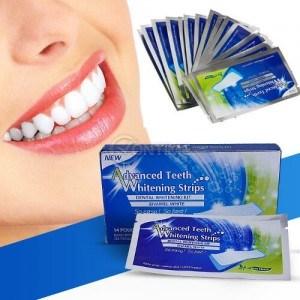 Ленти за избелване на зъби