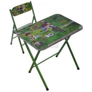 Детска маса със стол Бен Тен