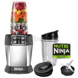 Eкстрактор с голяма мощност Nutri Ninja 1000W