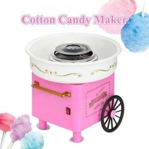 Домашна машина за захарен памук Cotton Candy Maker