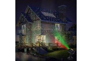 Star Shower лазер за коледна украса