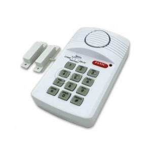 Аларма за дома офиса или вилата Secure Pro с магнитен датчик и паник бутон