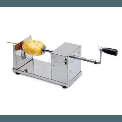 Машина за картофи на спирала от неръждаема стомана