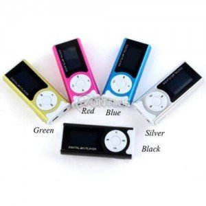 Mp3 player с дисплей