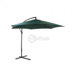 Градински чадър с диаметър 3 метра