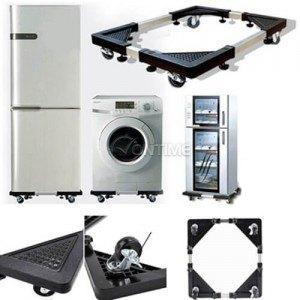 Помощна количка за придвижване на тежки предмети и кухненски електроуреди