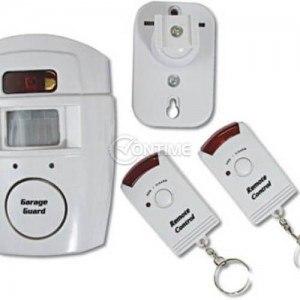 Аларма за дома със сензор за движение и 2 броя дистанционни - SENSOR ALARM