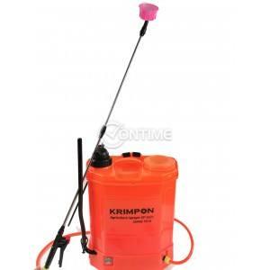 Електрическа пръскачка за лозе с акумулаторна батерия