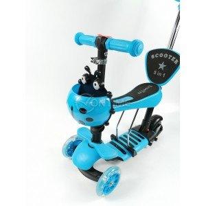 Детска тротинетка скутер Калинка