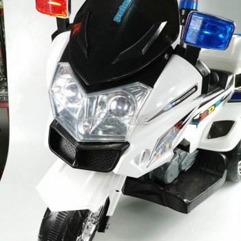 Детски мотор Police с акумулаторна батерия