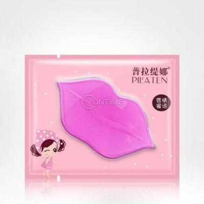 Подхранваща колагенова маска за устни