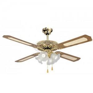 Полилей вентилатор с красив дизайн и три скорости на въртене