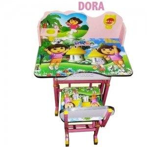 Детски чин със столче дизайн Дора