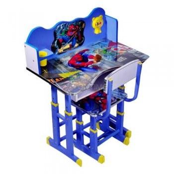 Комплект детско бюро със стол Spiderman