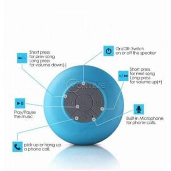 Водоустойчива колонка за телефон с Bluetooth