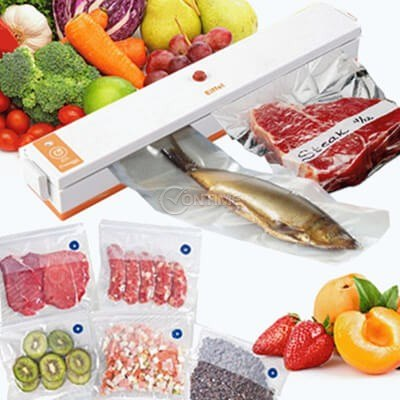 Машина за вакуумиране и запечатване на храна Fresh Pack Pro