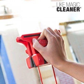 Уред за почистване на прозорци от двете страни MAGIC CLEANER