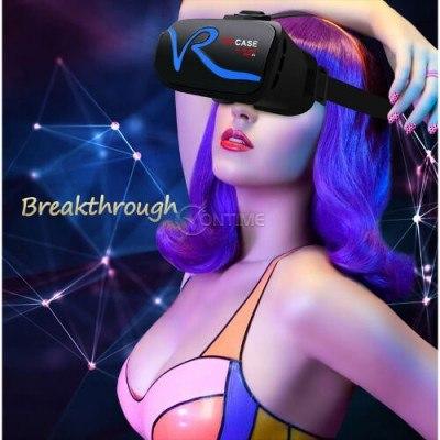 3D очила за телефон VR CASE с бутони за управление