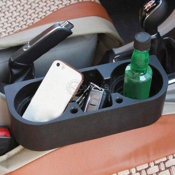 Органайзер за кола с поставки за чаши Car Velvet