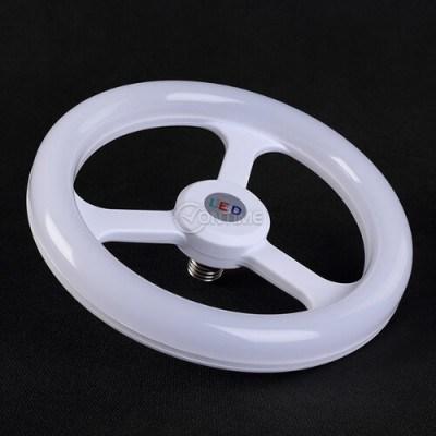 LED крушка с ореол E27 16W