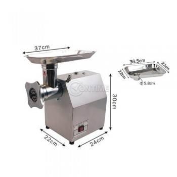 Професионална месомелачка електрическа 750W