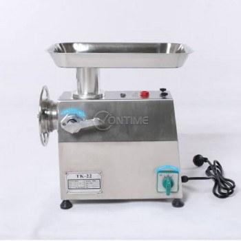 Професионална машина за мелене на месо 1100W 250kg/h