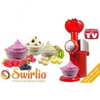 Машина за плодови сладоледи Big Boss Swirlio