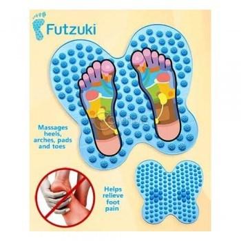 Масажираща постелка Futzuki при болки в краката