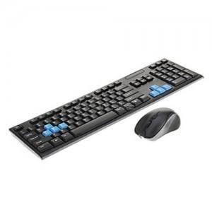 Безжична клавиатура и мишка GFJ HK 3930 2.4GHz 10 метра обхват