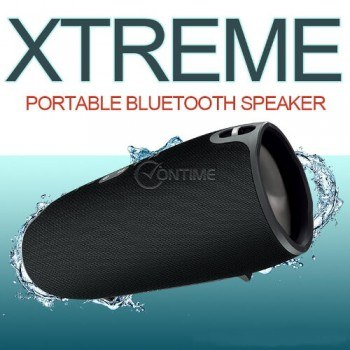 Тонколона за телефон Xtreme Bluetooth BT4.0 супер бас 4400mAh 2 х 7W USB TF FM Charge 3