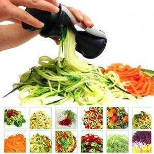Резачка за зеленчуци на спирала