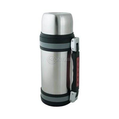Термос за топли или студени напитки 1200ML двойна неръждаема стомана