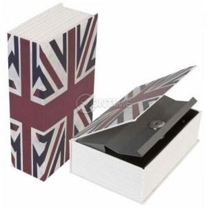 Книга сейф UK 18 х 11 х 5,5 см