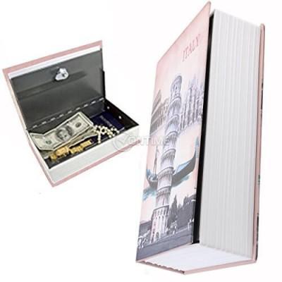 Сейф книга ITALY размер 18/11/5.5 см.