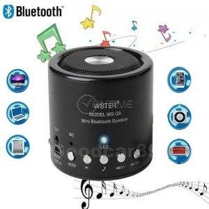 Bluetooth колонка с радио USB/AUX/TF