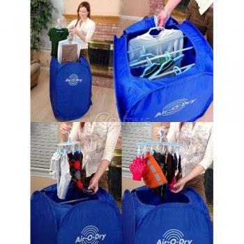 Сушилня за дрехи електрическа сгъваема и преносима Air-O-Dry