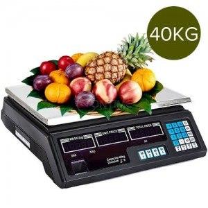 Електронна везна с капацитет 40 кг и висока прецизност 5гр