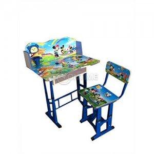Бюро със стол Мики Маус за деца от 3 до 10 години