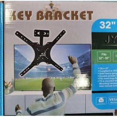 Стойка за телевизори за стена 14 -55, 35кг максимално тегло