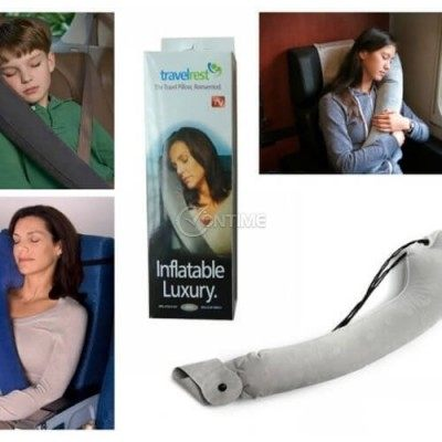 Анатомична възглавница за пътуване Travel Rest